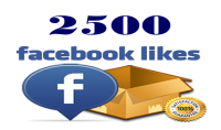 اضافة اكثر من 2500 معجب حقيقى لصفحتك فى الفيس بوك