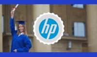 احصل على شهادة معتمدة من شركة HP في مختلف المجالات