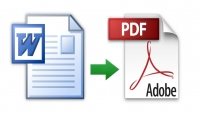 افضل طريقه لتحويل ملفات word الى pdf مقابل 5 دولار