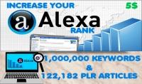1 000 0000 نيش وازيد من 100.000 مقالة PLR باللغة الانجليزية