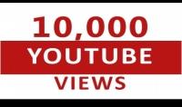 اضافة 10000 مشاهدة لاي فديو على اليوتيوب عرب حقيقيين
