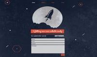 تصميم وتحويل صفحات PSD بلغة HTML5  CSS3  Bootstrap JQuary