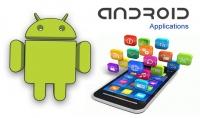 مراجعة خمس تطبيقات أندرويد.