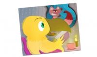 رسم أي قصة للأطفال من تأليفك بأسلوب كرتوني واسلمك الملفات بإمتداد jpg