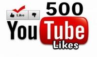 اضافة 500 لايك بسرعه لليوتيوب