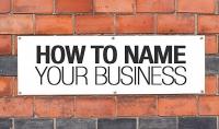 اختيار الاسم المناسب لموقع او منتدي أو شركة ....