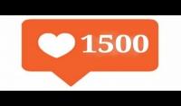 1500 لايك عربي خليجي انستقرام