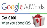 سأعطيك كوبون للاعلان ب Google Adwords بقيمة 100 دولار