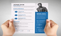 تصميم سيرتك الذاتية CV بشكل احترافي يتناسب مع تخصصك