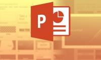 تصميم عرض تقديمي slideshow عن طريق PowerPoint بشكل احترافي