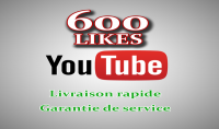 600 لايك حقيقي لاي فيديو علي اليوتيوب مقابل 5$ فقط