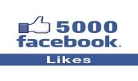 عمل ٥٠٠٠ لايك لصفحة الفيس بوك