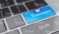 ترجمة النصوص من اللغة العربية للغة الإنجليزية و العكس