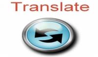 ترجمة جميع انواع المقالات والملفات من الفرنسية للعربية والعكس صحيح