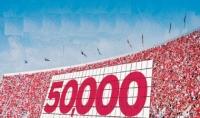 50.000 زائر حقيقي لموقعك او مدونتك
