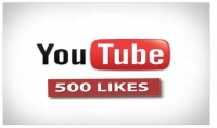 اضافة 500 لايك حقيقي لاي فيديو علي اليوتيوب
