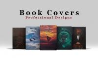 I Will Design Professional Book Cover Or Ebook Cover