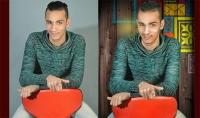عمل  editing   retouching   وقص وتعديل 5 صور
