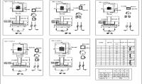 عمل كافة الرسومات التشغيلية الإنشائية Structural Shop Drawing