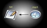 تفريغ الملفات الصوتية والكلام بملفات الفيديوا الي نصوص مكتوبة