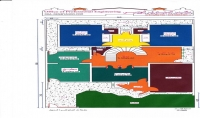 تصميم ورسم الخرائط الهندسية للمشاريع الانشائية والمباني