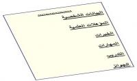كتابة سيره ذاتيه وكتابة مقالات عربيه وانجليزي وادخال بيانات