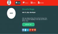انشاء صفحات للمواقع المتجاوبه باستخدام html css bootstrap jquery