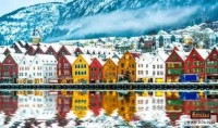 سوف اريك طريقة الهجرة الى النرويج للسياحة او العمل بدون فيزا وبتمن رخيص