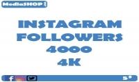 اضافۃ 4000 متابع حقيقي في الانستغرام