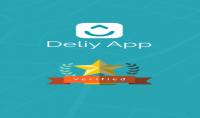 Deliy App من اعمال مؤسسة خطاب ويب اندرويد amp; ios