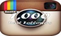 جلب 1000 متابع على حساب الإنستغرام ومتابعة من حسابات حقيقية