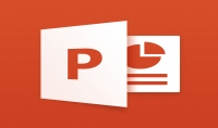 إدخال البيانات وتنسيقها على PowerPoint