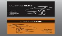 تصميم بطاقة اعمال بمنتهى الإحترافية