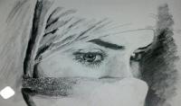 رسم صورتك او اي شيء اخر بالقلم الرصاص  quot; صورتين مقابل 5$ quot;