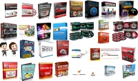 أكثر من 25 جيجا من منتجات PLR عالية الجودة