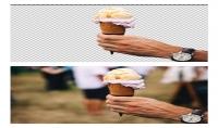 بأزالة خلفيات ١٠ صور وأضافة خلفيه لمن يريد وسأعطيك أياه بصيغة png