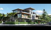 تصميم معماري وديكور داخلي وخارجي بتقنية عالية واحترافية