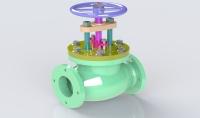 تصميم نماذج ثلاثية الأبعاد بإستخدام برنامج السوليد ووركس