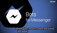 تصميم وتركيب bot على صفحة فيس بوك خاصة بك  ردود تلقائية