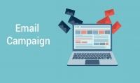 تصميم حملات تسويقية ونشرات بريدية عبر البريد الالكتروني