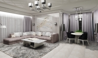 تصاميم معمارية داخلية وخارجية بأعلي جودة كل 3 متر مربع