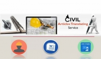 ترجمة علمية دقيقة للأبحاث العلمية والمقالات والكتب في الهندسة المدنية