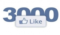 2500 لايك حقيقية و متفاعلة لصفحتك على الفيسبوك