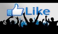2000 لايك عرب واجانب لصفحتك على الفيسبوك