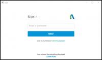 إنشاء حساب مجاني لمدة 3 سنوات على منصة AutoDesk
