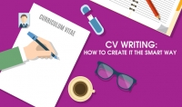 كتابة سيرتك الذاتية بطريقة احترافية باللغة الانجليزية أو العربية