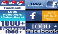 جلب 1000 متابع حقيقيين للبروفايل الفيس بوك في يوم واحد