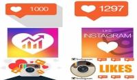 تزويد صورتك في instagram ب 1000 لايك متفاعل