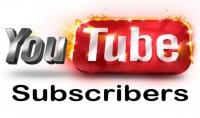 اقدم لك 300 مشترك حقيقى على قناتك مقابل 5$ فقط  subscribe