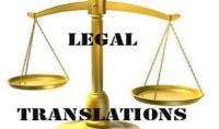 ترجمة 10 صفحات من العقود والاتفاقات والمواثيق